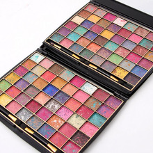 48 Grid Eyeshadow Combination Maquiagem Eyeshadow Pallete Mixture Naked Color Make Up 3d Delicately Wet Eye Shadow Professional