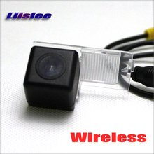 Liislee Wireless Car Rear Camera For Citroen Elysee 2012 2013 2014 / Reverse Camera / DIY Easy Installation / HD Night Vision(China)