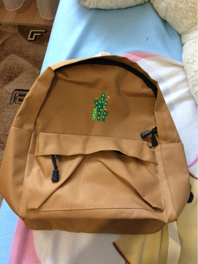 embroidery canvas backpack bag (8)