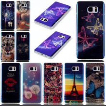 Ultra Thin Soft Silicon TPU font b Case b font Blue Light Back Cover For font