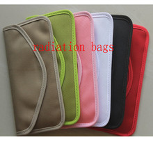 New Mobile Cellular Cell Phone RF Signal Shielding Blocker Bag Jammer Pouch Case Anti Radiation Protection For Pregnant Women(China)
