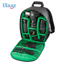 Buy Camera Backpack DSLR SLR Camera Bag Video Padded Backpack Waterproof Nikon Canon Sony Olympus Samsung Panasonic Pentax for $19.04 in AliExpress store