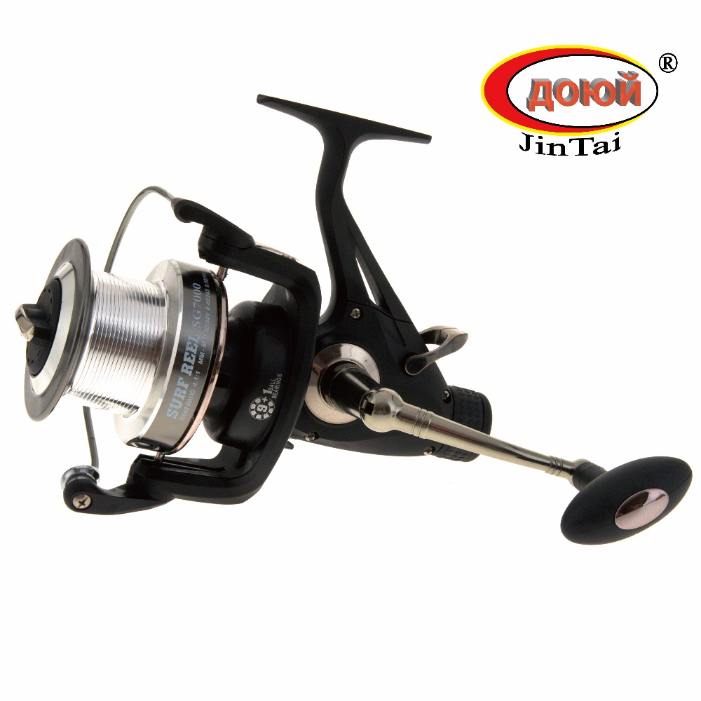 JINTAI Ball-Bearings Fishing-Reels Wheel-Gear PRE-LOADING RATIO SG AND 9--1 CODE Bb-Type title=