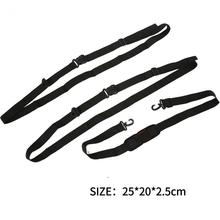 Outdoor Body Strap Nylon Surfing Shoulder Carrier Black Surfboard Carry Strap For Surfing Swimming Water Sport(China)