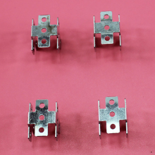 30pcs 11x15x14mm Pier iron rc robot  frame bracket toy accessories/technology model parts hot wheel tamiya baby toys 1115142B