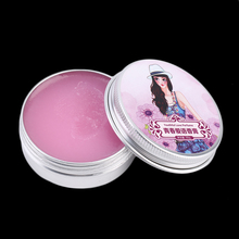 Lady Natural Perfume Charming Solid Fragrance Creams Vitamin Plant And Fruit Flavor Potpourri Solid Perfume Cream Hot Selling