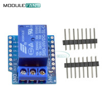 ESP8266 Relay Shield V2 For WeMos D1 Mini ESP8266 Development Board For WeMos D1 Mini Relay Module For Arduino ESP8266(China)