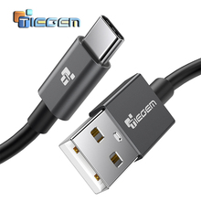 Buy TIEGEM USB Type C Cable Xiaomi mi5 Usb 3.1 Fast Charging Data Type-C Cable OnePlus 2 Type c Cable Samsung S8 for $1.69 in AliExpress store