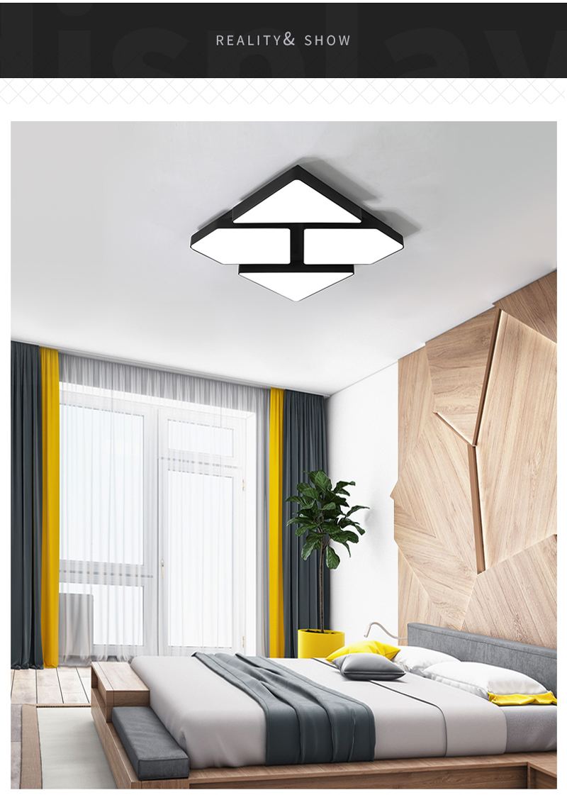 led light modern