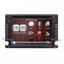 Car Multimedia Player cassette player for cars usb Touch Screen car dvd player(China)