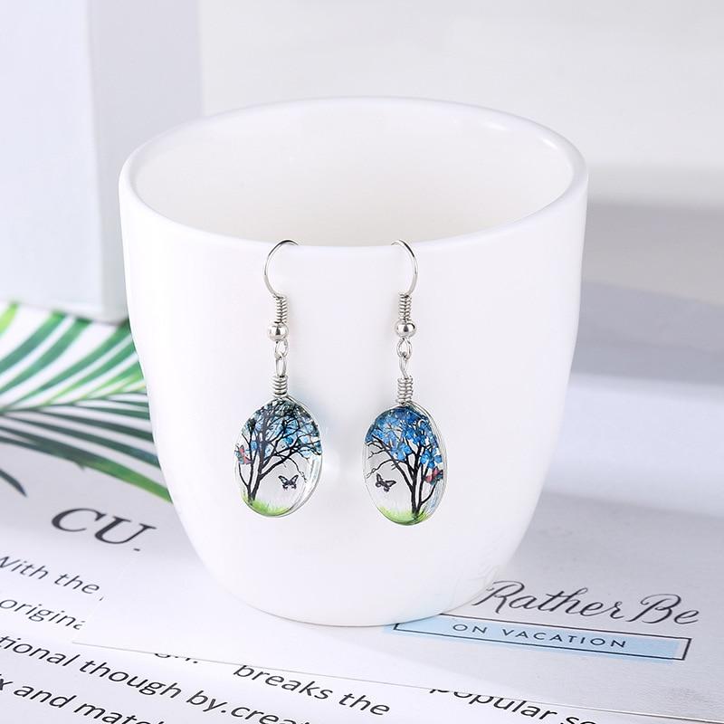 Pretty Individual Earring Butterfly  Casual Goods Woman   Earrings Luxury  Long Drop Earrings