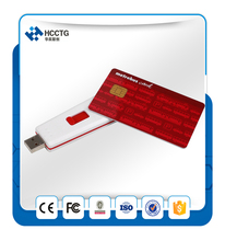 USB Mini ACS Token NFC Reader Writer Can Reading Credit Card With Bank Cards  ACR122T