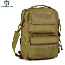 Men's Military Travel bag Men Messenger Bags Multifunction Crossbody bag Nylon Waterproof Material V46