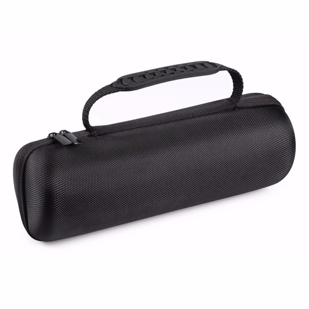 Wireeless Bluetooth Speaker Carry Cases Bag For JBL Charge 3 Charge3 Travel Protective Cover With Extra Space Plug&Cable Pouch