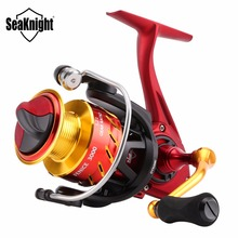 SeaKnight FENICE 2000/3000/4000 Spinning Fishing Rod 10+1BB 5.2:1 Carbon Fiber Drag System Aluminum Spool Cap Fishing Tackle 1pc