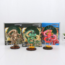 15cm Anime Dragon Ball Z Red ultimate Shenron ShenLong PVC Action Figure Collectible Model Toy 3styles selectable