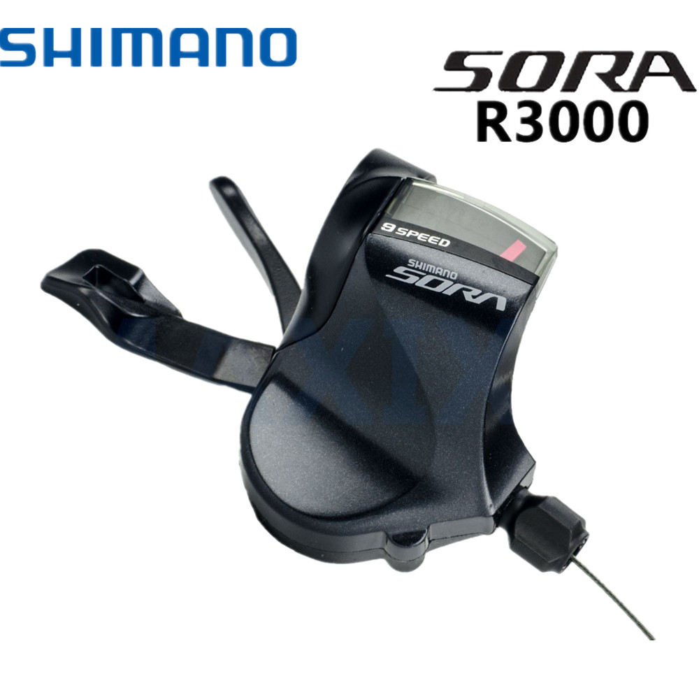 Shimano Sora SL-R3000 9-Speed Right Flat Bar Road Shifter