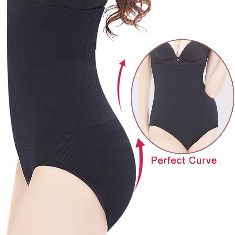 71f2726ba01c7 DeRuiLaDy 360-Degree Stereo Shape Waist Trainer Comfortable Bodysuit ...