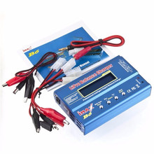 New iMAX B6 Lipro NiMh Li-ion Ni-Cd RC Battery Balance Digital Charger Discharger Professional Intelligent Charger Free Shipping