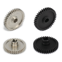 Metal Differential main gear Reduction gear for rc hobby model car 1/18 wltoys a959 a969 a979 k929 Black/silver hop-up parts