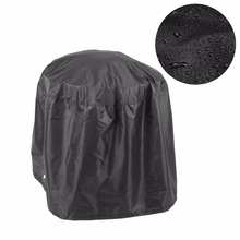30 Inch Waterproof BBQ Cover Outdoor Barbecue Grill Accessories Large BBQ Cover Gas Barbecue Grill Cover For Patio Protector(China)