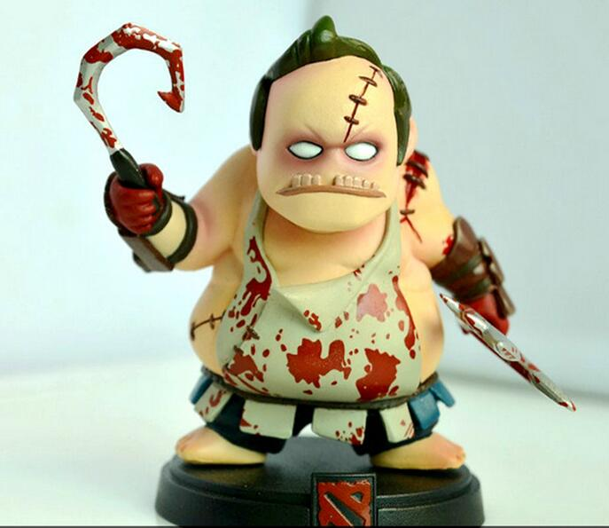 DOTA 2 Game Figures Pudge Dolls Action Figures Collection Dota 2 Toys<br><br>Aliexpress