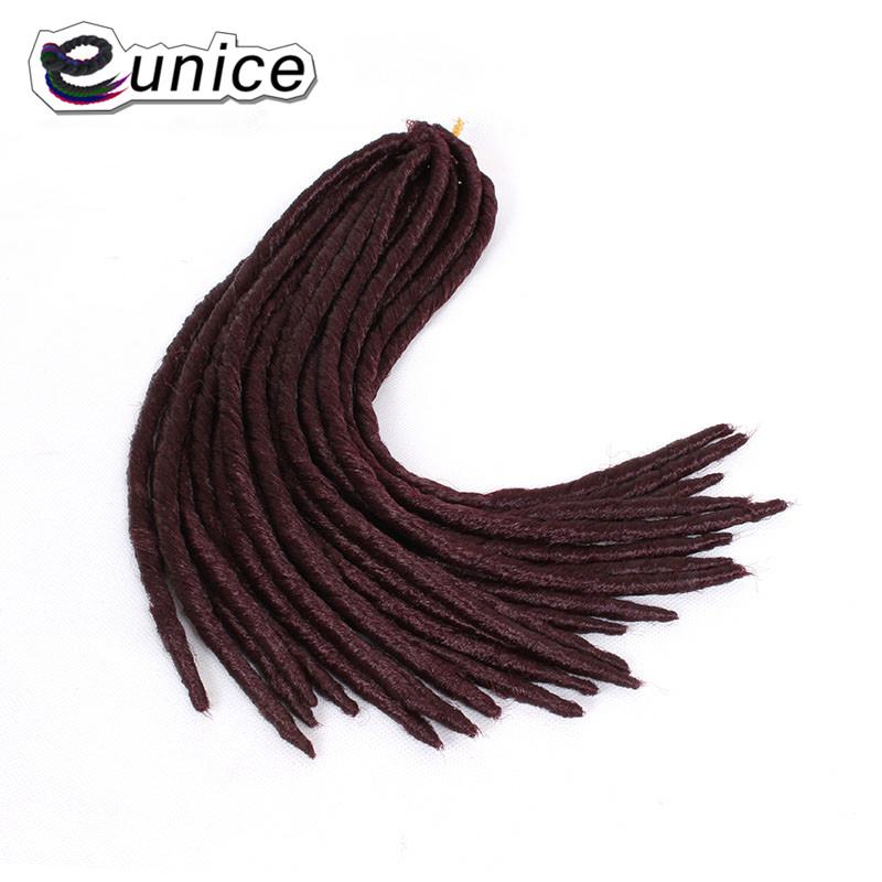 Crochet Braids Dreadlock Extensions Kanekalon Synthetic braiding hair For Women  (93)