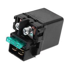Motorcycle Electrical Parts Starter Relay Solenoid Relay For Kawasaki ZR ZX VN BN EX Honda CBR600RR CBR 600(China)