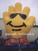 factory directly sell ! inflatable palm , inflatable hands , inflatable vola from China