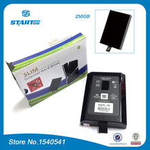 250GB HDD Hard Disk Hard Drive 250G 250 GB For Xbox360 Slim Internal Hard disk HDD For Xbox 360 Game Console