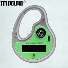 Outdoor acoustic wave electronic insect repellent / solar acoustic wave Repellent device / no poison