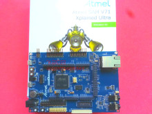 ATSAMV71-XULT Development Board Q21 Xplained Ultra Eval Kit for SAMV71 atmel