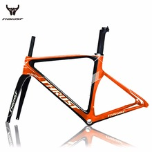 Trident Thrust Full carbon road bike frame road carbon frameset Carbon Frame hot selling with free shipping(China)