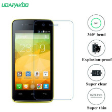 Super thin/clear/Tempered (soft glass) film for Explay Onyx Nano Explosion-proof glass Screen Protector