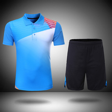Free print Badminton clothes Men/Women , table tennis clothes , sports Tennis clothes, ping pong clothes 207(China)