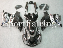 Fairings Fit Kawasaki ZX14R ZX-14R ZZ-R1400 Year 06-11 2006 - 2011 ABS Injection Motorcycle Full Fairing Kit Moto Bodywork West