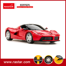 Rastar Licensed Ferrari 1:24 LaFerrari 4 Channel Remote Control Car For Kids ,rc cars for sale cheap 48900(China)