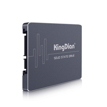 SSD KingDian brand 2.5 SATA3 hard disk drive HD HDD for laptop S200 60GB(China)
