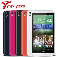 "Original HTC Desire 816 816W D816W Quad Core Dual Sim Card 5.5 ""Screen 1.5GB RAM 8GB ROM Unlocked 13.0MP Mobile Cell Smat phone(China)"