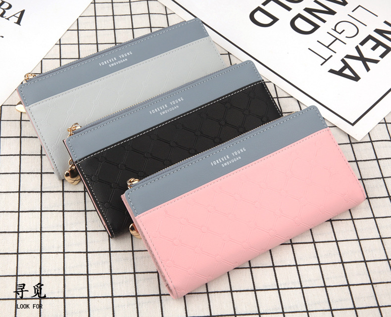 2018 Fashion Ladies Wallet Female Short Zipper Coin Purse Small Wallets Young Womens Tassel Hasp Purses Button Card Holder Pouch 88