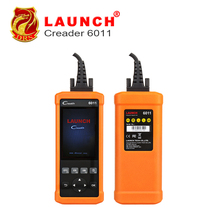 100% original Launch CReader 6011 OBD2/EOBD Diagnostic Scanner with ABS and SRS System Diagnostic Functions CR6011(China)