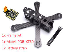 FPV Racing Quadcopter QAV-R 220mm 180mm 260mm Carbon Fiber Frame Kit with 4mm arms For QAV R 220 180 260 RC Drones