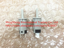Original new 100% gating switch ka5 refrigerator door switch cabinet light switch according to pass ROHS CQC handle long 15MM(China)