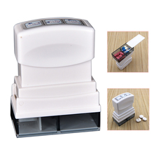 1PC High Quality Tablet Pill Medicine Crusher Grinder Grind Splitter Cutter Safe Organize Box Home Travel Use(China)
