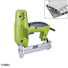 220V 1800w F1022 Electric Stapler Gun Nail Gun Nailer Tools Framing tacker Electric Power Tools only for square crown nails use