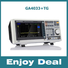 ATTEN 9kHz~3GHz Digital Spectrum Analyzer requency Analyser GA4033+TG with Tracking generator FREE SHIPPING(China)