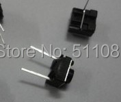 500pcs 6*6*5mm 2 PIN push button switch microswitch Tact Switch horizontal type IC 6x6x5mm 6x6x5 mm