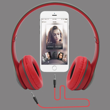 2017 Original  P47 Bluetooth Wireless Wired Headphones For Smart phone Hands Free Music Headset With MF/TF For iPhone