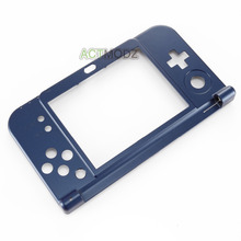Blue / Black Full Repair Parts Housing Cover Shell Case for Nintendo New 3DS XL New 3DS LL(China)