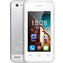 MELROSE S9 2.4 inch Ultra-slim Mini 3G Smart Phone Androrid 4.4 MT6572 Dual Core 512MB + 4GB Bluetooth Camera WiFi Mobile Phone